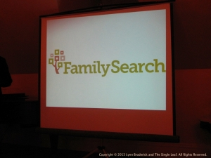 The New FamilySearch Logo