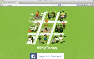 Find #MyToday at mytoday.co.