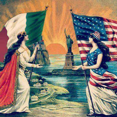 Italian American Immigration Picture