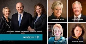 RootsTech 2016-FDD-with Sheri Dew and Wendy Nelson