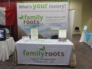 familyroots expo 2016