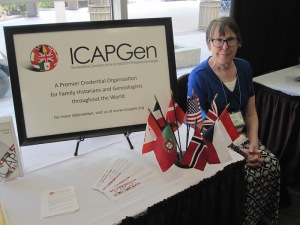 ICAPGen with C. Lynn Andersen, AG prepared to answer any questions about the accreditation process