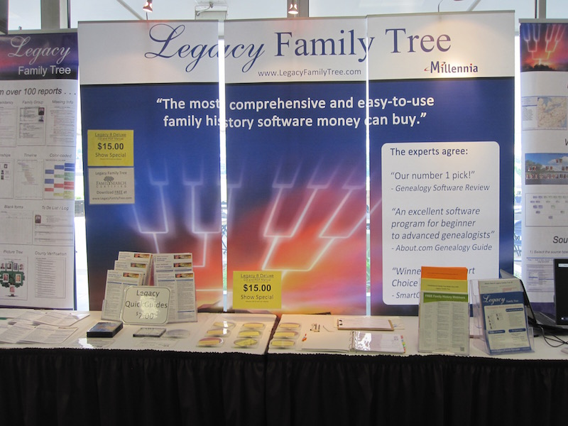 BYU Conference on Family History and Genealogy – The Single Leaf